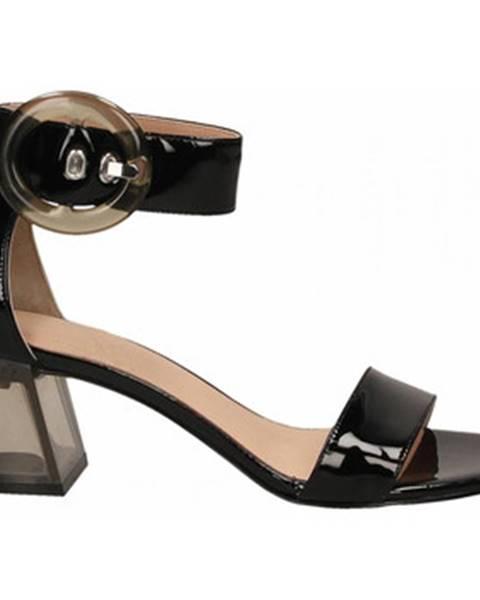 Čierne sandále What For