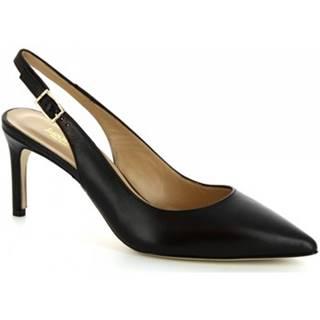 Sandále  8122 NAPPA NERO