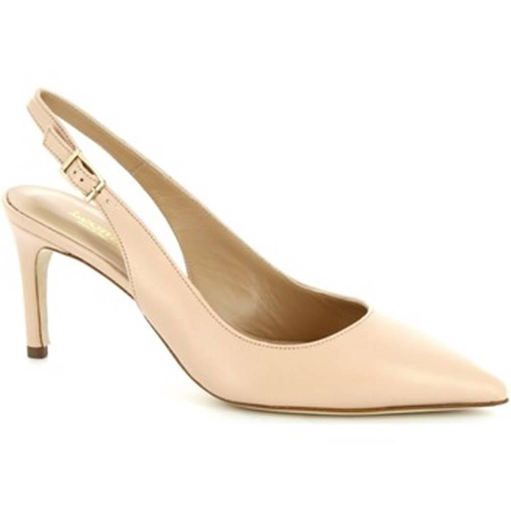 Leonardo Shoes Sandále  8122 NAPPA CIPRIA