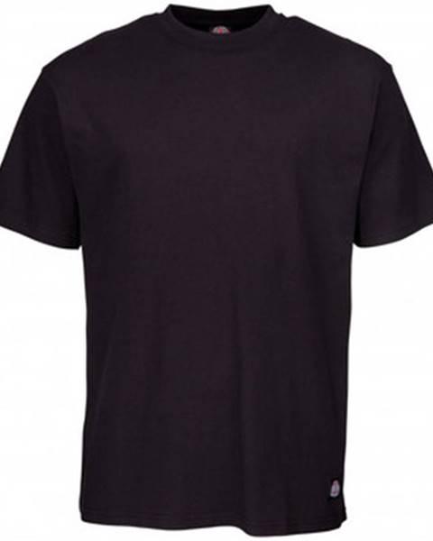 Čierne tričko Independent