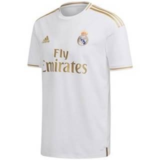 Tričká s krátkym rukávom  Real Madryt Home Jersey