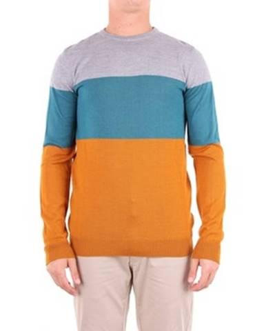 Viacfarebný sveter Individual