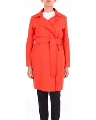 Oranžový kabát Annie P.