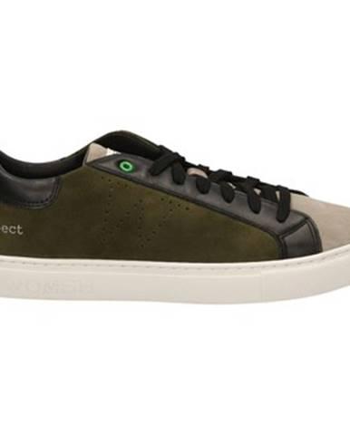 Zelené tenisky Womsh