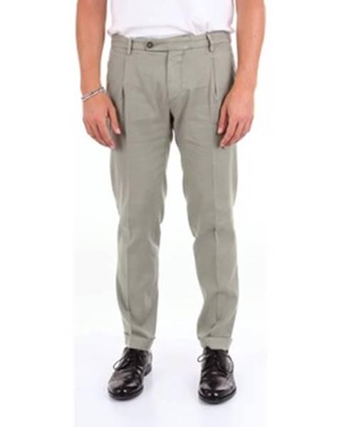 Zelené nohavice Michael Coal