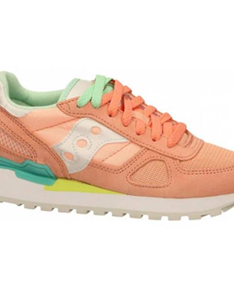 Oranžové tenisky Saucony