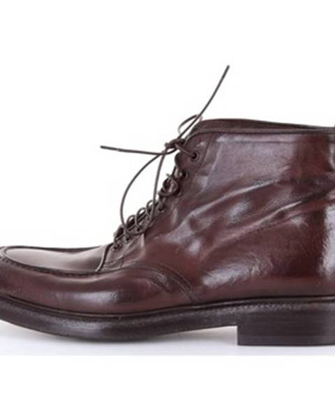 Hnedé topánky Green George