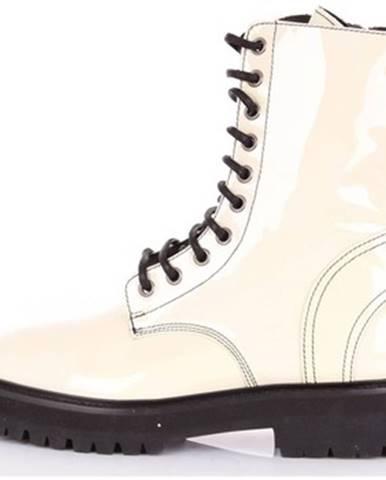 Béžové topánky Dawni