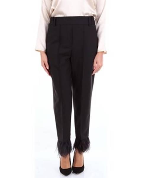 Čierne chino nohavice Seventy