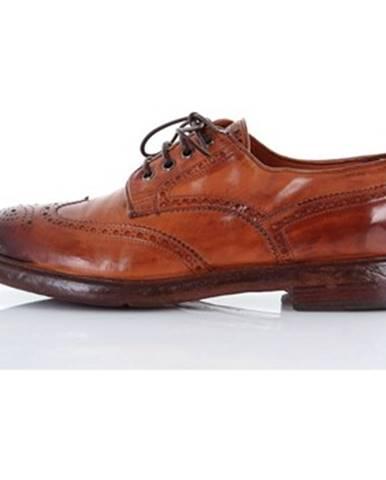 Oranžové topánky Lemargo