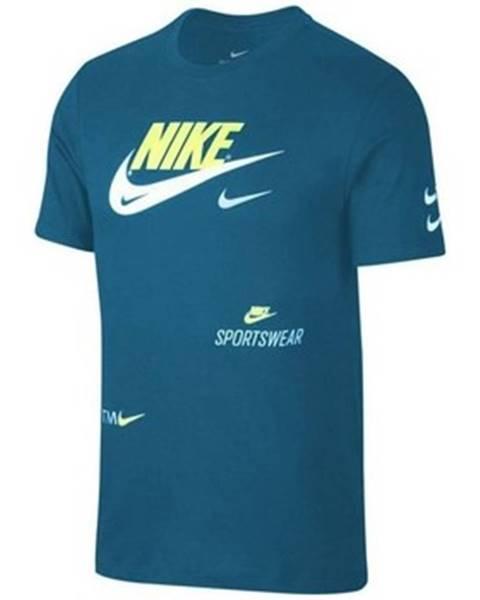 Viacfarebné tričko Nike