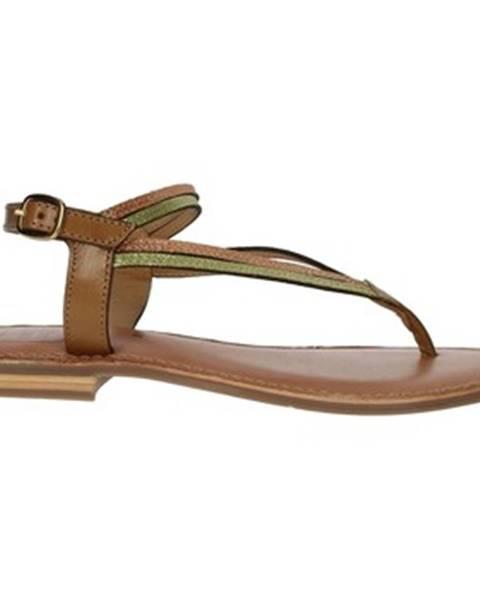 Ružové sandále Nina Capri