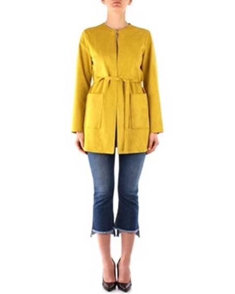 Žltý kabát Emme Marella