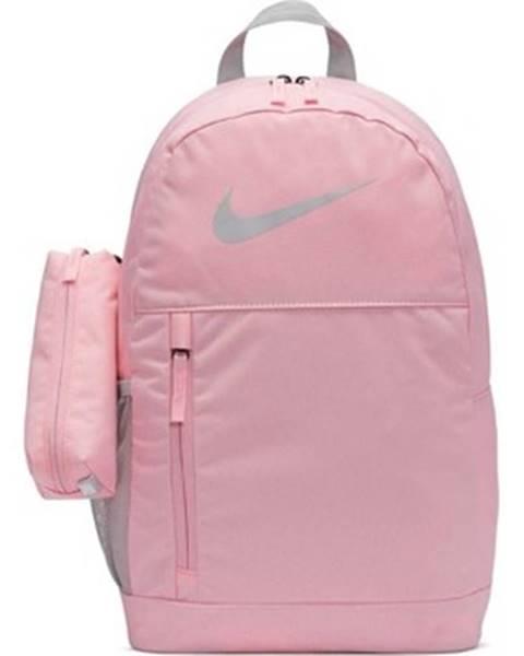 Ružový batoh Nike