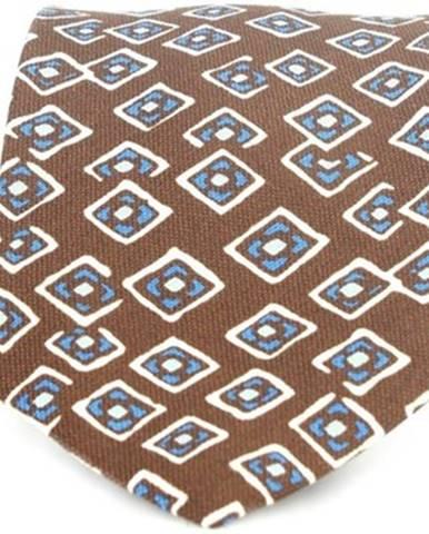 Viacfarebná kravata Barba Napoli