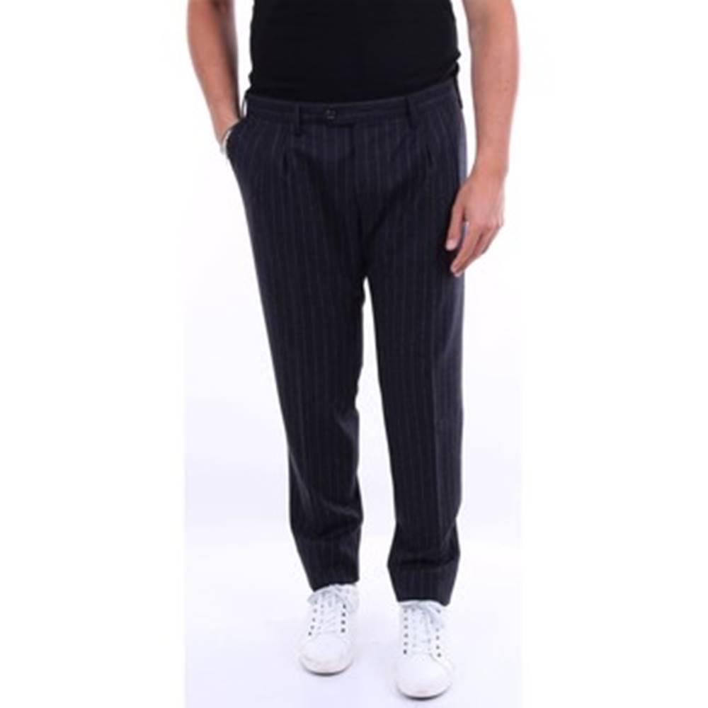 Barba Napoli Oblekové nohavice  3273661