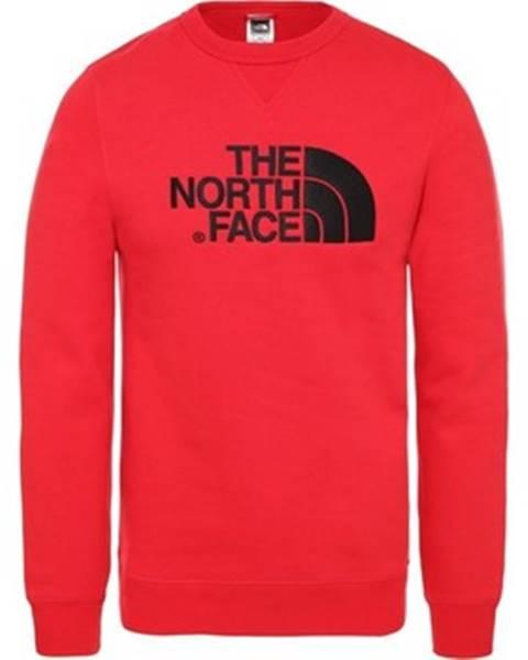 Červená mikina The North Face