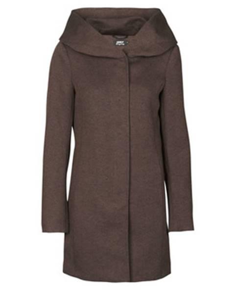 Hnedý kabát Only