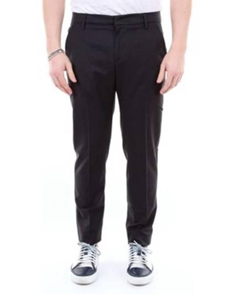 Čierne nohavice Dondup