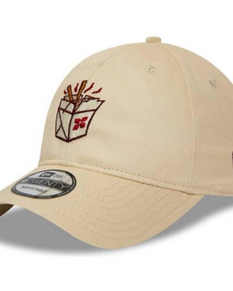 Béžová čiapka New-Era
