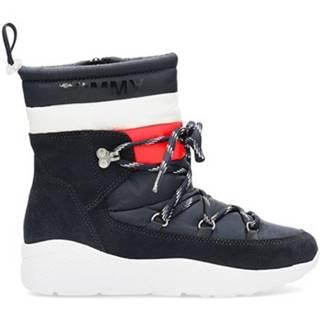 Obuv do snehu Tommy Hilfiger  Corporate Padded Nylon Boot