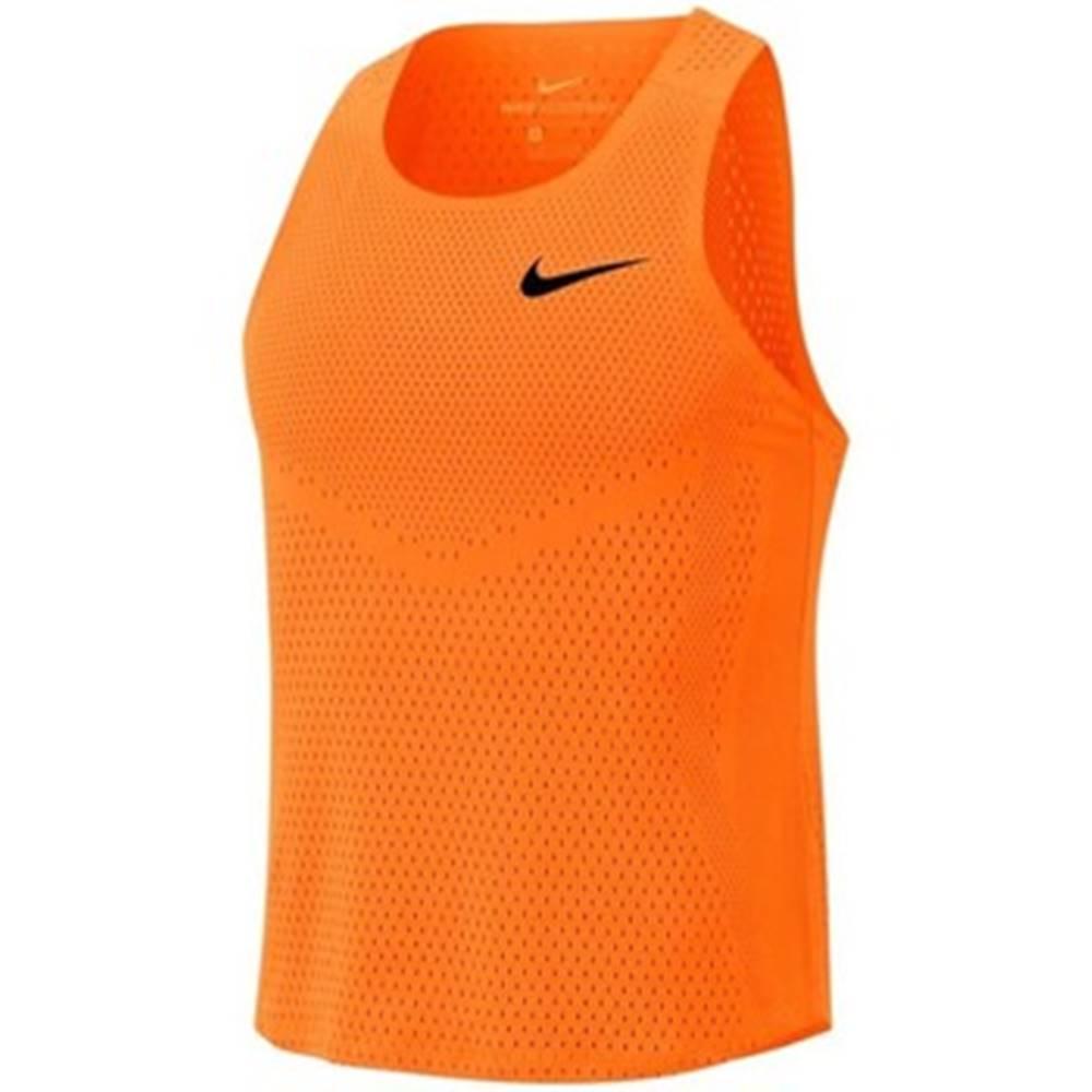 Nike Tielka a tričká bez rukávov Nike  Aeroswift Singlet M