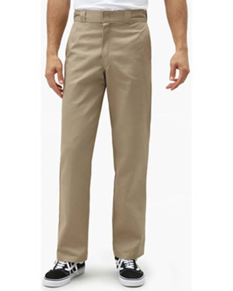 Béžové nohavice Dickies
