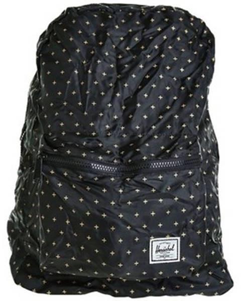 Čierny batoh Herschel
