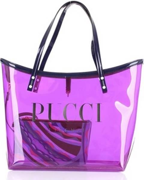 Viacfarebná kabelka Emilio Pucci
