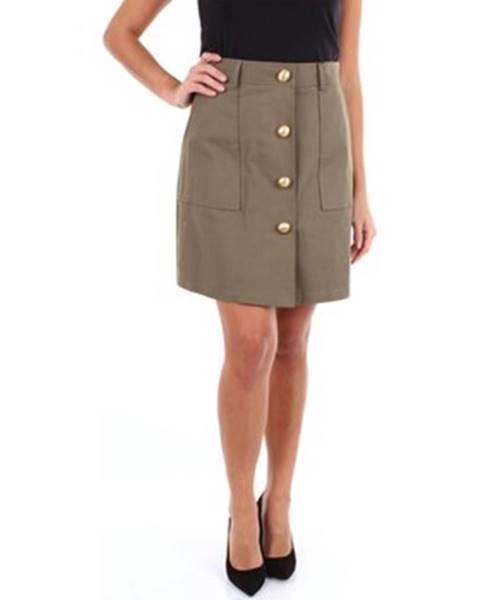 Zelená sukňa Be Blumarine