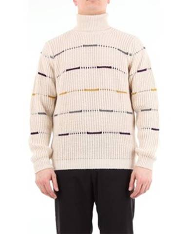 Béžový sveter Daniele Alessandrini