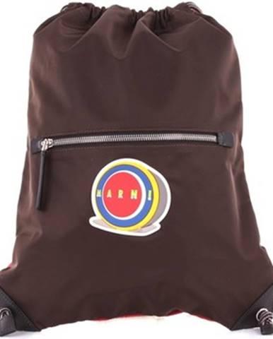Viacfarebný batoh Marni