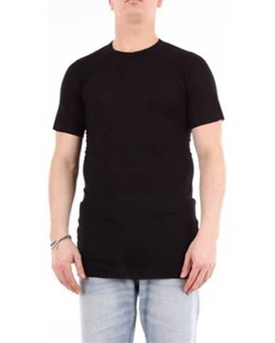 Čierne tričko Rick Owens