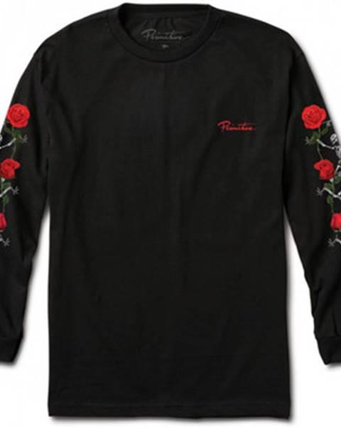 Čierne tričko Primitive