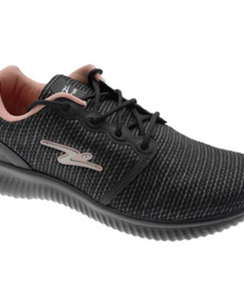 Čierne topánky Adrun