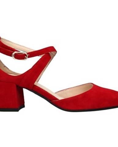 Červené lodičky Nero Giardini