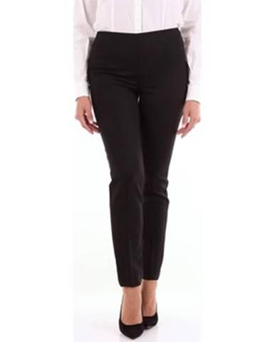 Čierne nohavice Parosh