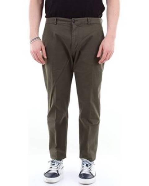 Zelené nohavice Department Five