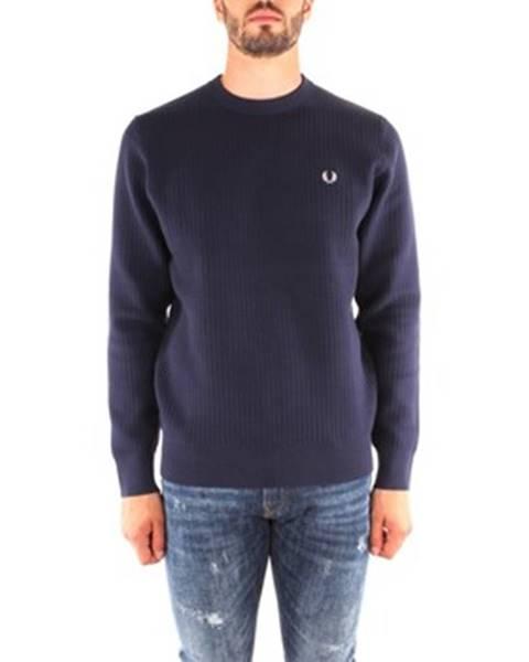 Modrý sveter Fred Perry