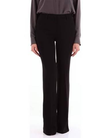 Čierne nohavice Brag-Wette
