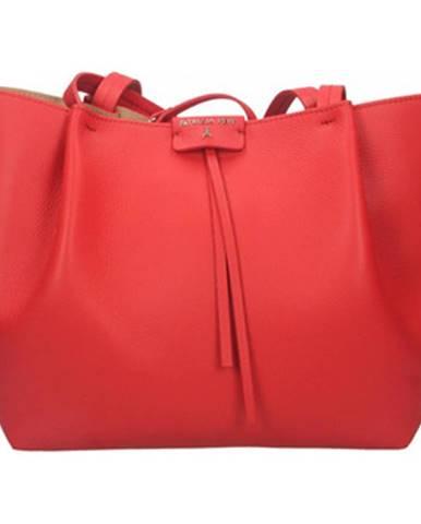 Červená kabelka Patrizia Pepe