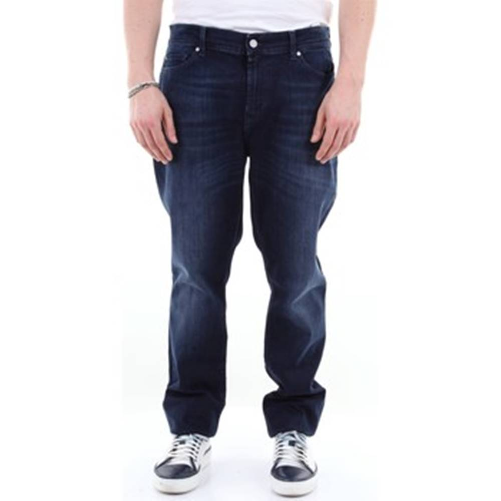 7 for all Mankind Rovné džínsy 7 for all Mankind  JSD4R460AI