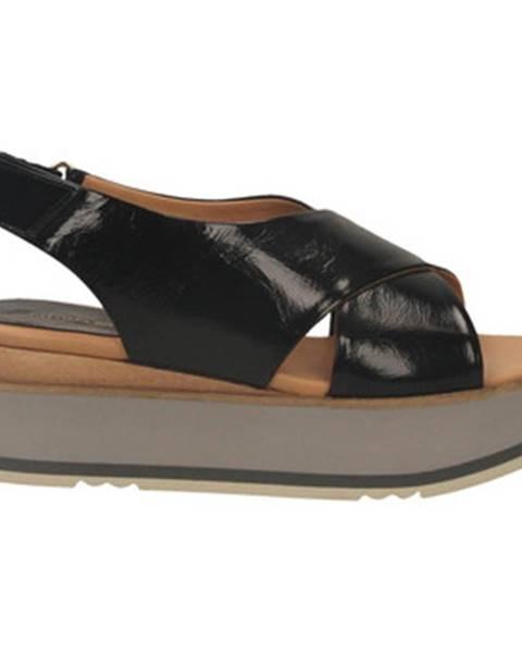 Čierne sandále Paloma Barcelò