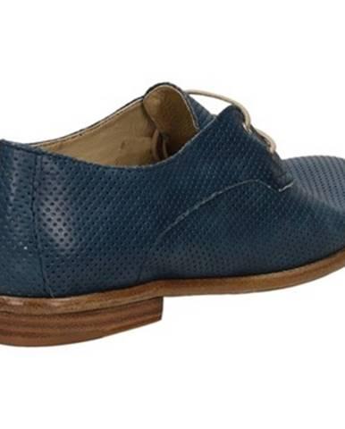 Modré topánky Kudeta'