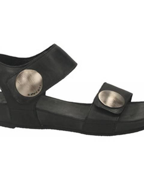 Čierne sandále Ca Shott