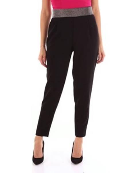 Čierne nohavice Spell