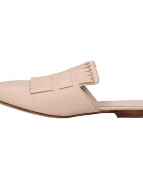 Ružové sandále Triver Flight