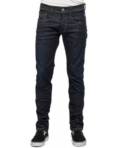 Viacfarebné nohavice Replay