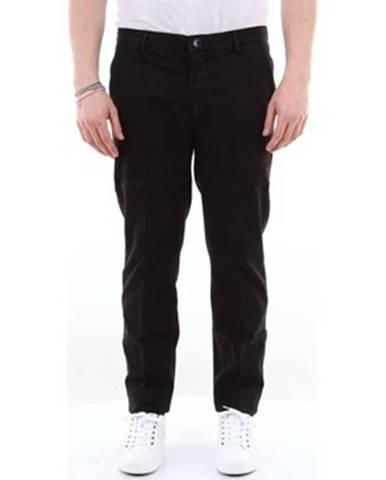 Čierne nohavice Yan Simmon