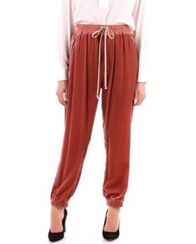 Ružové nohavice Rick Owens